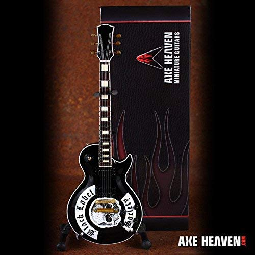 Used, AXE HEAVEN ZW-096 Zakk Wylde Bls Mini Guitar for sale  Delivered anywhere in USA