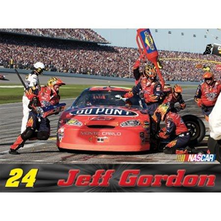 FX Schmid Jeff Gordon NASCAR 1000 Piece Jigsaw Puzzle