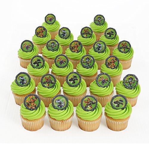 Skylanders 24 Cupcake Topper Rings for $<!--$14.99-->