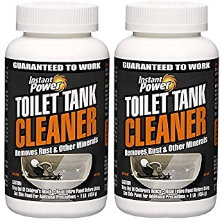 Instant Power 1806 Toilet Tank Cleaner, 16 oz,White (1, Twо Pаck)