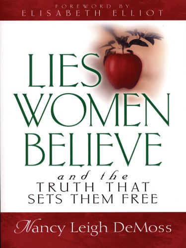Download Lies Women Believe And The Truth That Sets Them Free (Walker Large Print Books) pdf epub