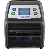 Printronix M4LWK-00 Printronix M4L2 4 Mobile Thermal PRINTER, Wifi, Dual Antenna Technology, Includes Battery, USB Cable, Standard Belt Clip