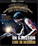 Michael Schenker's Temple Of Rock - On A Mission: Live In Madrid 4k Ultra Hd [Blu-ray]