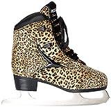 Roces Womens Ice Skate Pardus Light Brown/Black