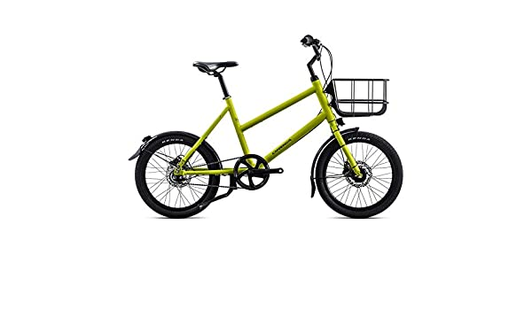 Orbea katu 30 20 pulgadas City Bike Bicicleta 1 Gang aluminio Ciudad Cilindro de hombre mujer cesta Shimano, i442, color verde: Amazon.es: Deportes y aire libre