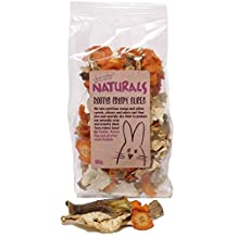 Rosewood Boredom Breaker Natural Treats Rootys Crispy Slices 90g (PACK OF 2)