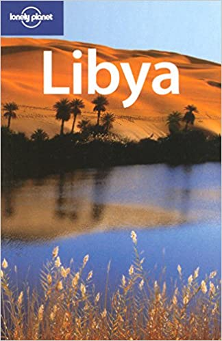 2nd Edition Lonely Planet Libya 2nd Ed.