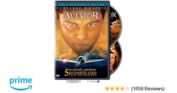 Amazon Com The Aviator 2004 Leonardo Dicaprio Cate Blanchett