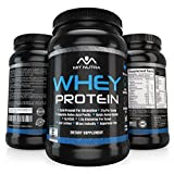 2017-18 BEST SELLING WHEY PROTEIN POWDER – TASTY VANILLA ICE CREAM FLAVOR – NO SUGAR ADDED For Sale