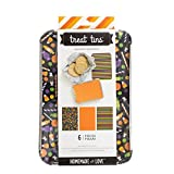 American Crafts 374261 Food Craft Tins Halloween Large 3 Pack