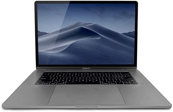 Apple MacBook Pro MLH42LL/A 15-inch Laptop with Touch Bar, 2.7GHz quad-core Intel Core i7, 16GB Memory / 512GB SSD, Retina Display, Space Gray (Renewed)