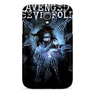 High Quality KUgEp13355ZRHXX Avenged Sevenfold Tpu Case For Galaxy S4