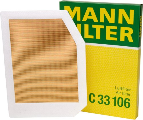 Porsche Porsche Engine Parts - Mann-Filter C 33 106 Air Filter