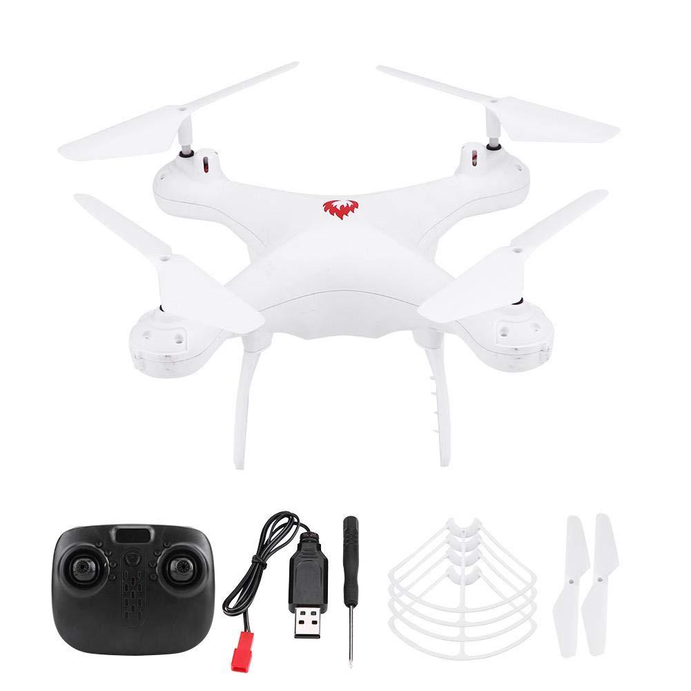 H6 Drone RC, modalità Senza Testa Ritorno con Un clic Altamente mantenuto rossoolamento di 360 Gradi Giroscopio a 6 Assi Quadcopter(Telecamera WiFi 2MP)