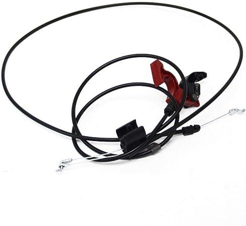 Amazon.com: Craftsman 438392 cortacésped cable de control ...