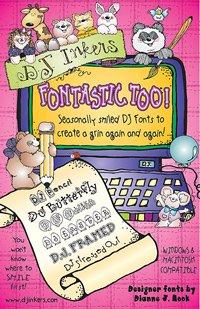 Fontastic Too! CD