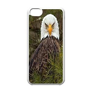 James-Bagg Phone case Eagle pattern art For iphone 4/4s iphone 4/4s FHYY394740