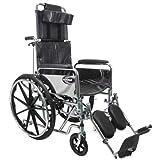 Karman Healthcare Standard Reclining Wheelchair (20'' Seat)