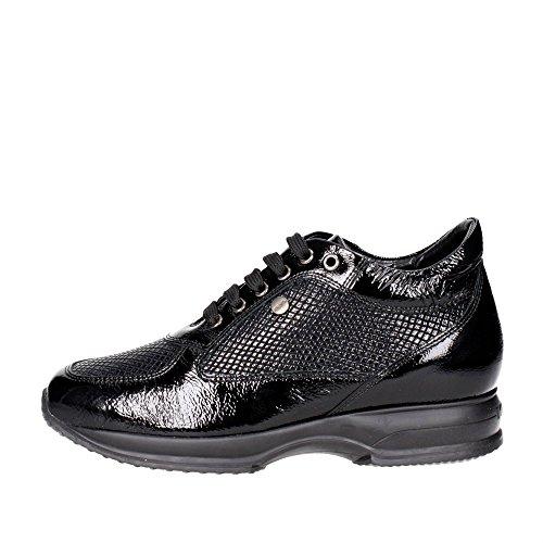 Black Women Low Sneakers Keys 7005 qHtIxn1U