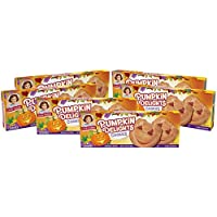 Little Debbie Pumpkin Delights, 6 Boxes, 48 Individually Wrapped Cookies