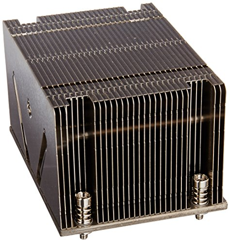 - Supermicro 2U Passive CPU Heatsink Cooling for X9 UP/DP/MP Systems SNK-P0048PS