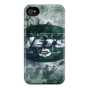 High Quality Mobile Cover For Iphone 6plus With Unique Design Lifelike New York Jets Skin PhilHolmes
