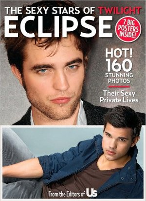 Us Magazine Sexy Stars Of Twilight Eclipse Limited Edition