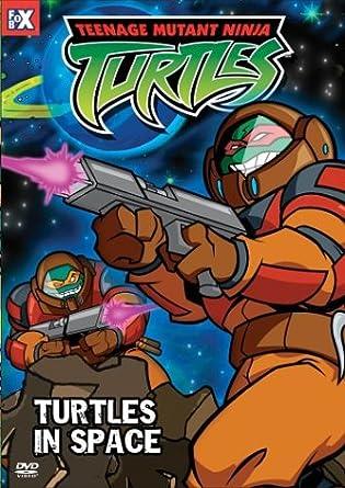 Amazon.com: Teenage Mutant Ninja Turtles - Turtles In Space ...