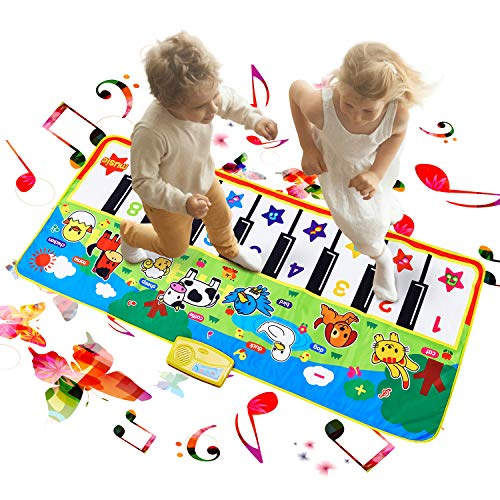 Reditmo Music Piano Mat
