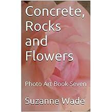 Concrete, Rocks and Flowers: Photo Art Book Seven
