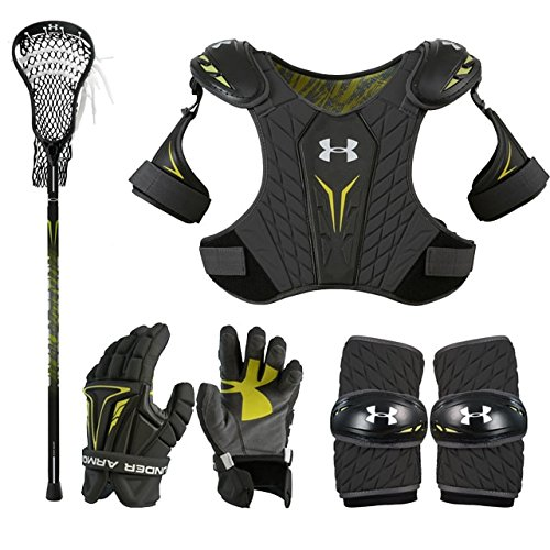 Lacrosse Starter Set 4-piece (w/Complete Stick) SM