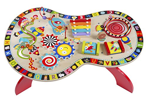 Image of the ALEX Jr. Sound and Play Busy Table
