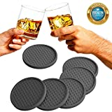 Large Drink Coasters – Absorbs Moisture and