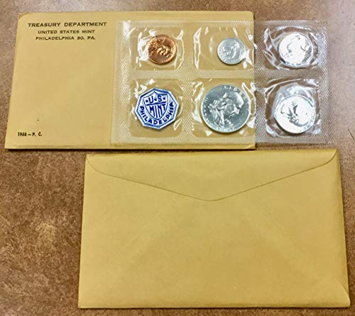 Sealed Us Mint - 1958 No Mint Mark Proof set US Mint Sealed