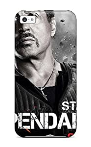 New Premium Jon Bresina Sylvester Stallone In Expendables 2 Skin Case Cover Excellent Fitted For Iphone 5c