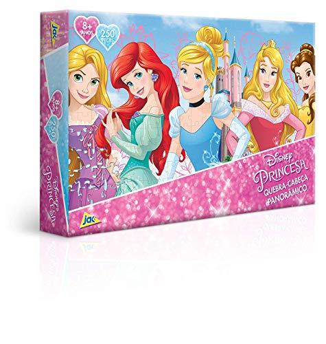 Quebra Cabeça 250 Peças Princesa Toyster Brinquedos