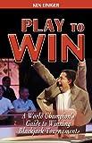 Play to Win, Ken Einiger, 0929712331