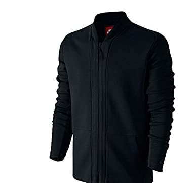 Nike Tech Fleece Mens Zip Cardigan 744481 Jumper Sweatshirt at ...