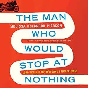 The Man Who Would Stop at Nothing Audiobook