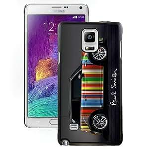 Beautiful And Unique Designed Case For Samsung Galaxy Note 4 N910A N910T N910P N910V N910R4 With Paul Smith 18 Phone Case