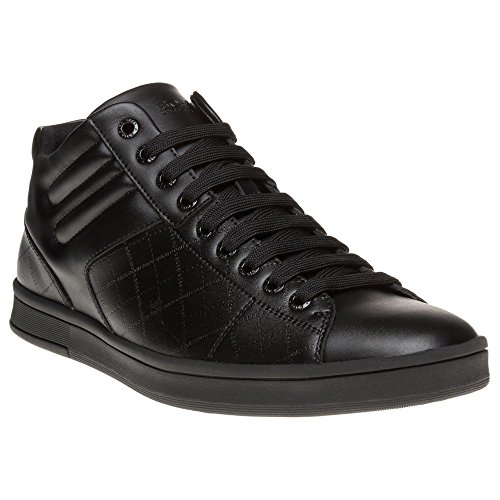 BOSS GREEN Ray ADV Mid Uomo Sneaker Nero Schwarz