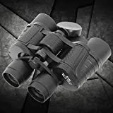 Kurtzy Binocular Telescope High Range Distance and Multi Coated Powered Prism Lens for Hunting Hiking Travelling Sightseeing Includes Wider View 8x40