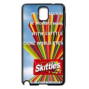 Skittles Sweets Pattern Productive Back Phone Case For Samsung Galaxy NOTE3 Case Cover -Style-5