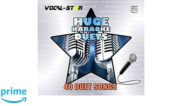 Vocal-Star Karaoke - Vocal-Star Duets Karaoke - Amazon com Music
