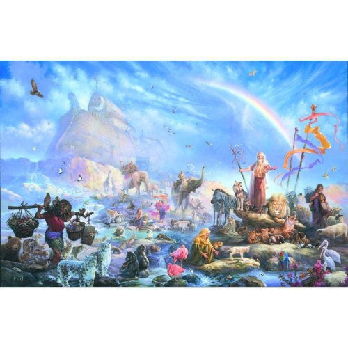 SunsOut The Celebration Jigsaw Puzzle, 1000-Piece