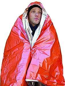 S.O.L. Survive Outdoors Longer 90 Percent Heat Reflective Emergency Blanket