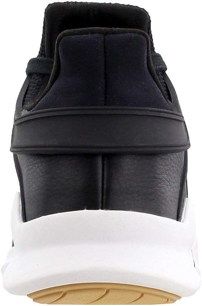 Adidas Damen Eqt Support Adv Sneaker Low Hals Core Schwarz Schuhe White Gum 3