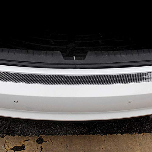 Ladekantenschutz Black Car Moulding Trim-Schutz-Universal-Ladekanten Anti-Kollisions-Strip