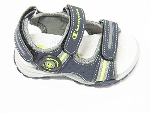 d21df52a Champions - Sandalias de Vestir para Niño Azul Azul 35: Amazon.es: Zapatos  y complementos
