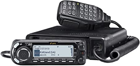 Icom ID-4100A VHF UHF Dual Band D-STAR Mobile Transceiver